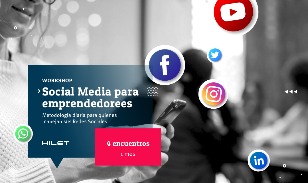 SOCIAL MEDIA PARA EMPRENDEDORES