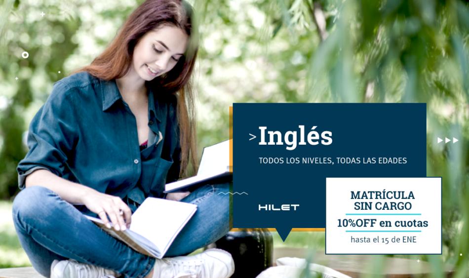 Inglés ¡Todos los niveles, todas las edades!